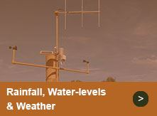 Rainfall, Water-levels & Weather