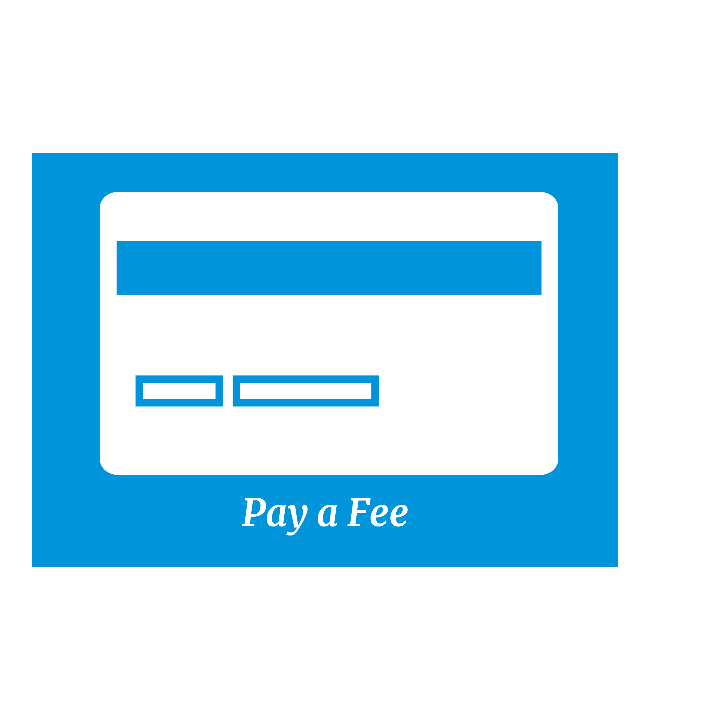 Pay Fees Button Opens in new window
